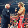 HBK & Ric Flair
