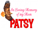 In Memory of Patsy