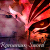 Romanian sword