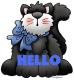 CAT ~ HELLO