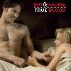 bill and sookie - true blood