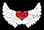 Roni Heart Wings