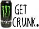get crunk.