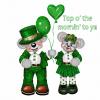 St. Patrick's Creddies