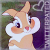 Disney's Bambi = Twitterpated